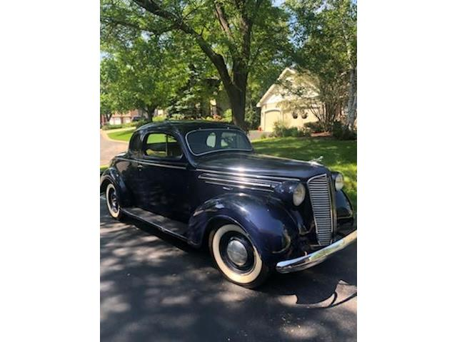 1937 Dodge Brothers Business Coupe (CC-1440706) for sale in Annandale, Minnesota