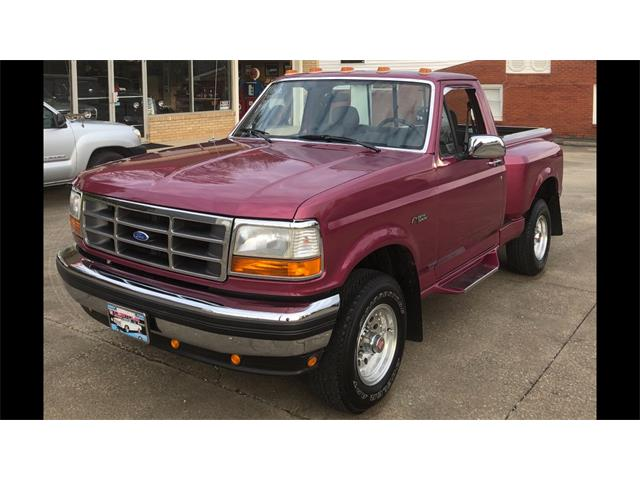 1993 Ford F150 (CC-1447066) for sale in MILFORD, Ohio