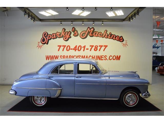 1950 Oldsmobile Futuramic 88 (CC-1447072) for sale in Loganville, Georgia