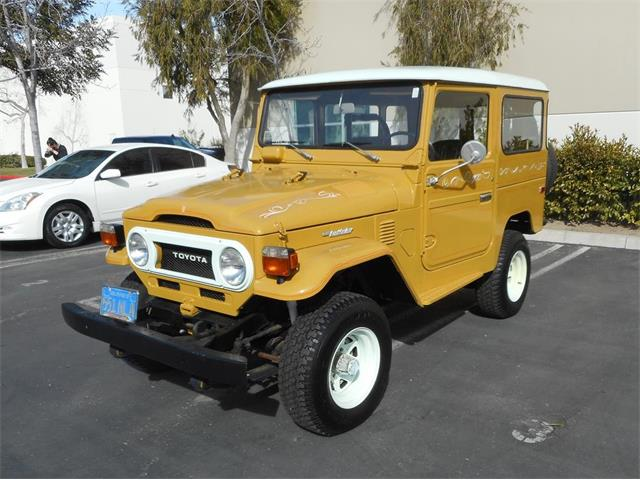 1974 Toyota Land Cruiser FJ (CC-1447075) for sale in Oxnard, California