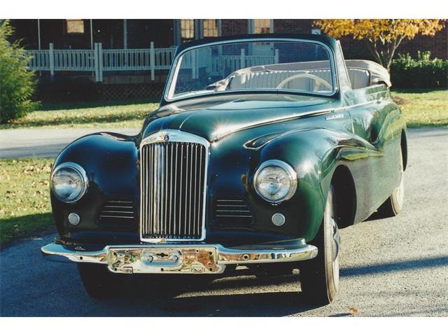 1953 Sunbeam Talbot (CC-1447076) for sale in Hopkinsville, Kentucky