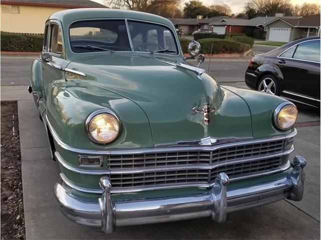 1948 Chrysler Windsor (CC-1447083) for sale in Sacramento, California