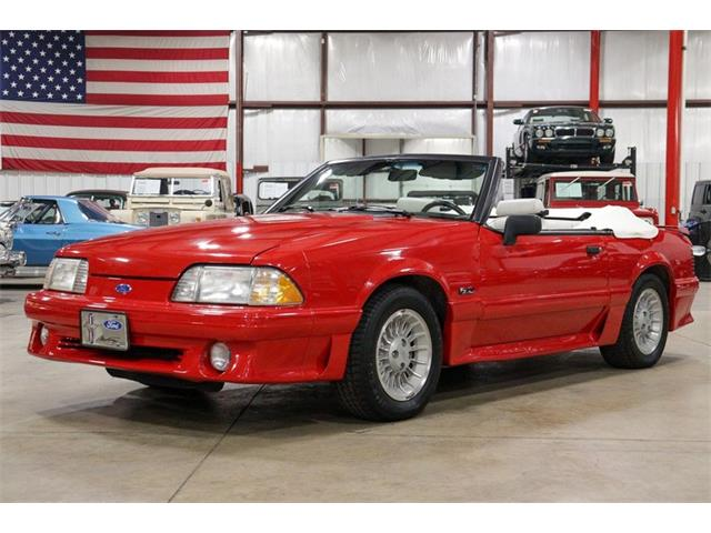 1990 Ford Mustang (CC-1447095) for sale in Kentwood, Michigan