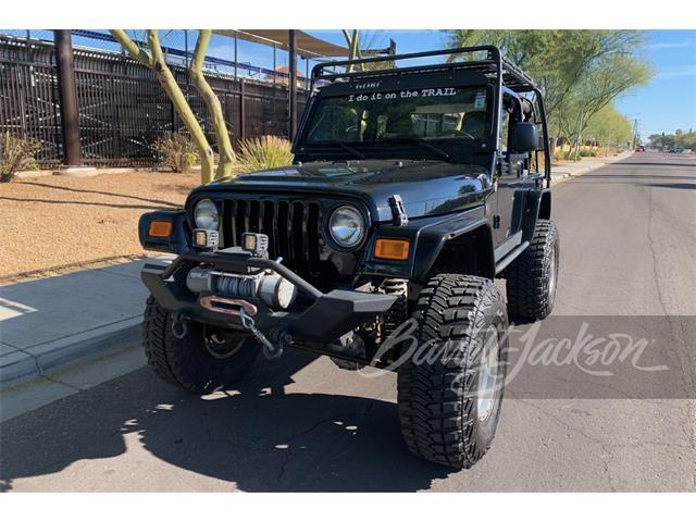 2006 Jeep Wrangler (CC-1447105) for sale in Scottsdale, Arizona