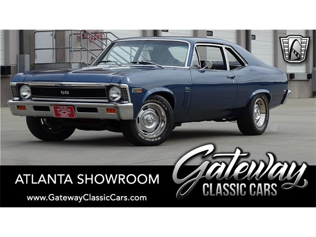 1969 Chevrolet Nova (CC-1447109) for sale in O'Fallon, Illinois