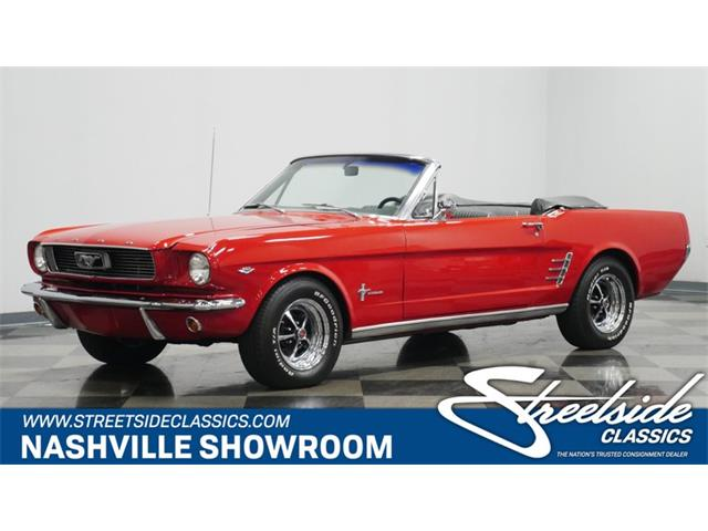 1966 Ford Mustang (CC-1447115) for sale in Lavergne, Tennessee