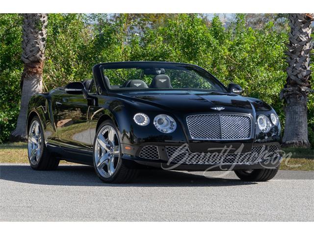 2015 Bentley Continental GTC (CC-1447118) for sale in Scottsdale, Arizona