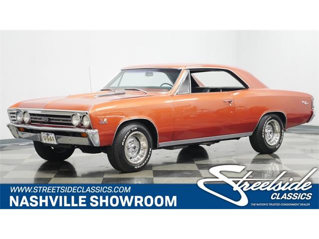 1967 Chevrolet Chevelle (CC-1447120) for sale in Lavergne, Tennessee