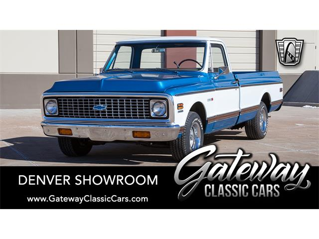 1971 Chevrolet C10 (CC-1447121) for sale in O'Fallon, Illinois