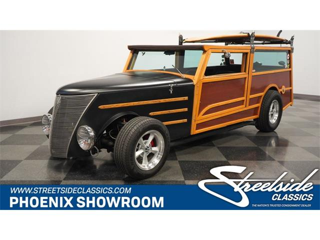 1937 Ford Woody Wagon (CC-1447122) for sale in Mesa, Arizona
