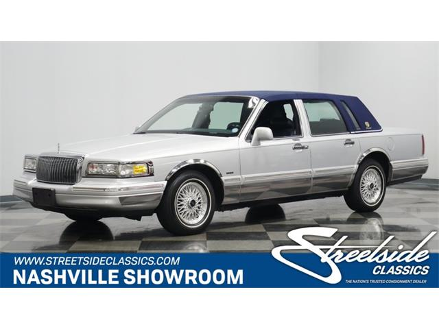 1996 Lincoln Town Car (CC-1447135) for sale in Lavergne, Tennessee