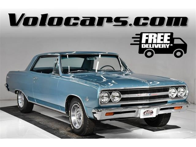 1965 Chevrolet Chevelle (CC-1447158) for sale in Volo, Illinois