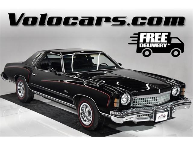 1974 Chevrolet Monte Carlo (CC-1447160) for sale in Volo, Illinois