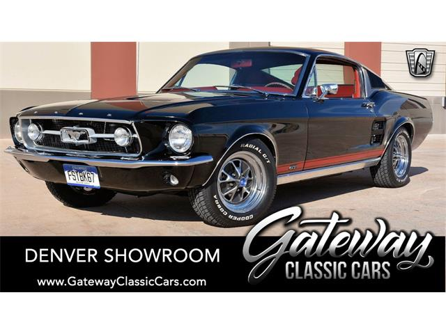1967 Ford Mustang (CC-1447165) for sale in O'Fallon, Illinois