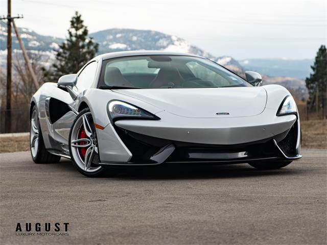 2018 McLaren 570S (CC-1447170) for sale in Kelowna, British Columbia
