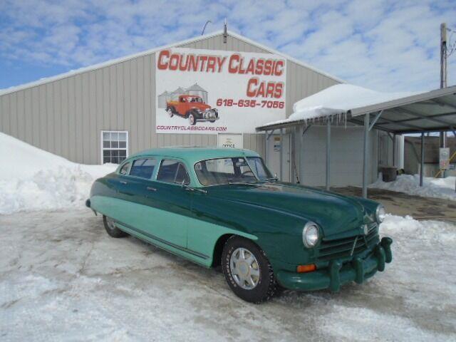 1950 Hudson Commodore (CC-1447171) for sale in Staunton, Illinois