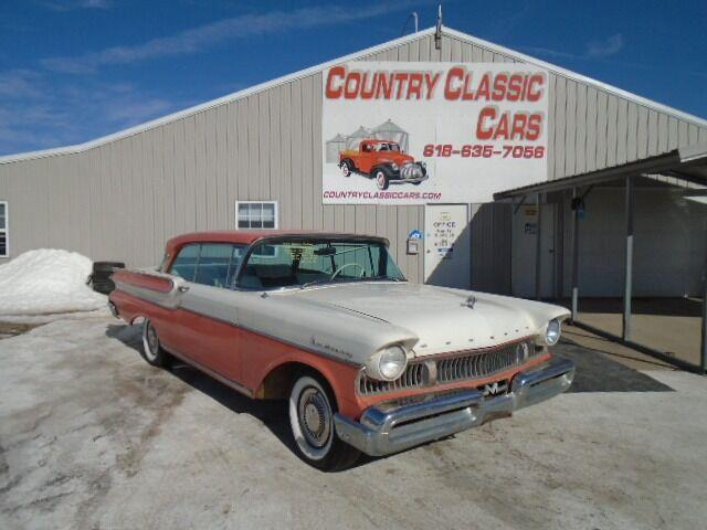 1957 Mercury Monterey (CC-1447172) for sale in Staunton, Illinois