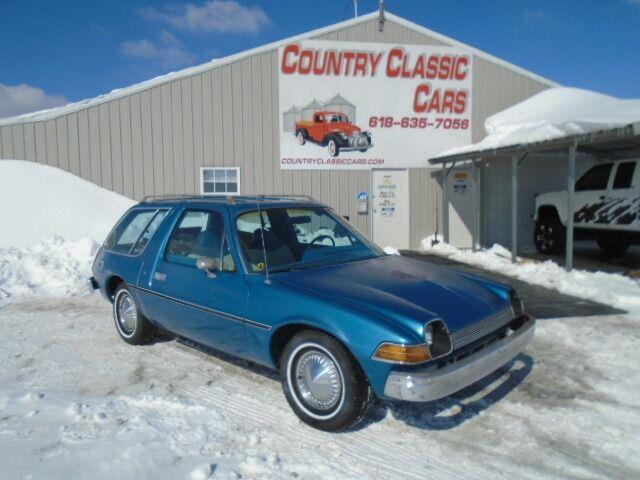 1977 AMC Pacer (CC-1447175) for sale in Staunton, Illinois