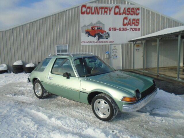 1977 AMC Pacer (CC-1447176) for sale in Staunton, Illinois
