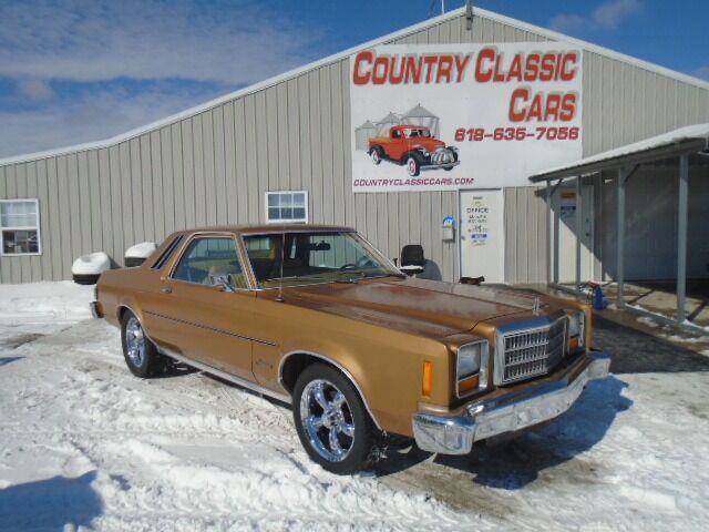 1979 Ford Granada (CC-1447177) for sale in Staunton, Illinois