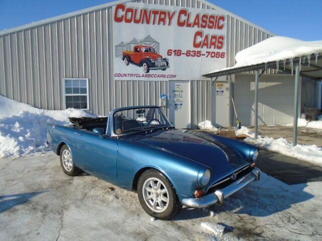 1967 Sunbeam Alpine (CC-1447179) for sale in Staunton, Illinois