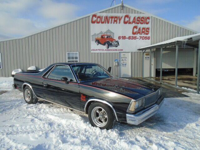 1980 Chevrolet El Camino (CC-1447184) for sale in Staunton, Illinois