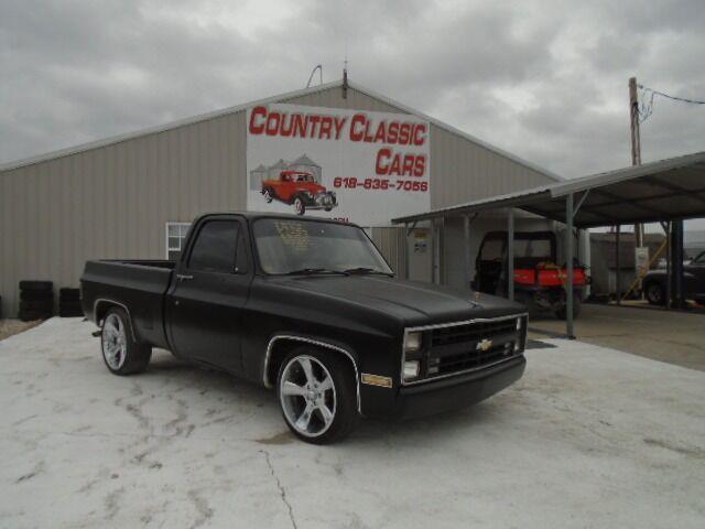 1987 Chevrolet C/K 10 (CC-1447187) for sale in Staunton, Illinois