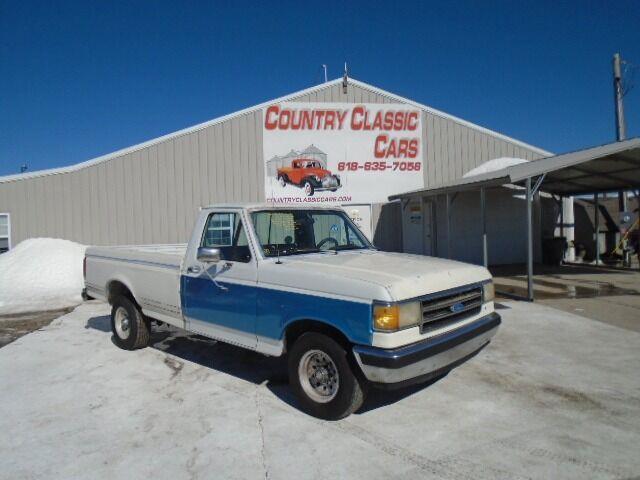 1989 Ford F150 (CC-1447188) for sale in Staunton, Illinois