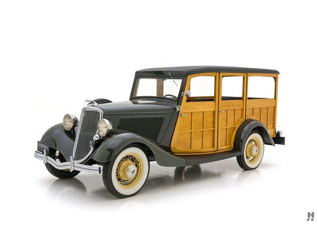 1934 Ford Model 40 (CC-1447194) for sale in Saint Louis, Missouri