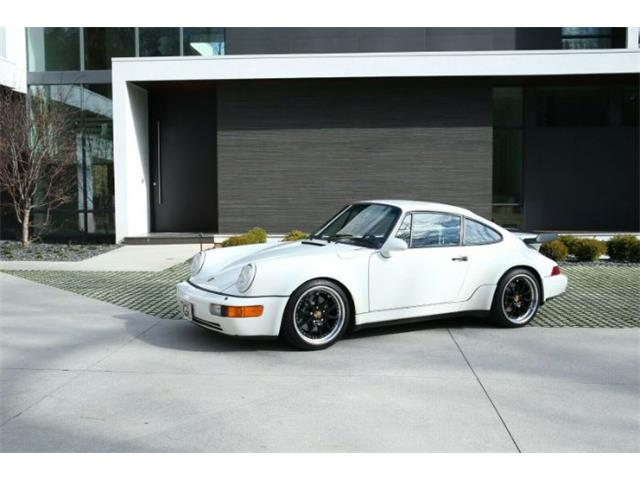 1991 Porsche 911 Turbo (CC-1440720) for sale in Cadillac, Michigan