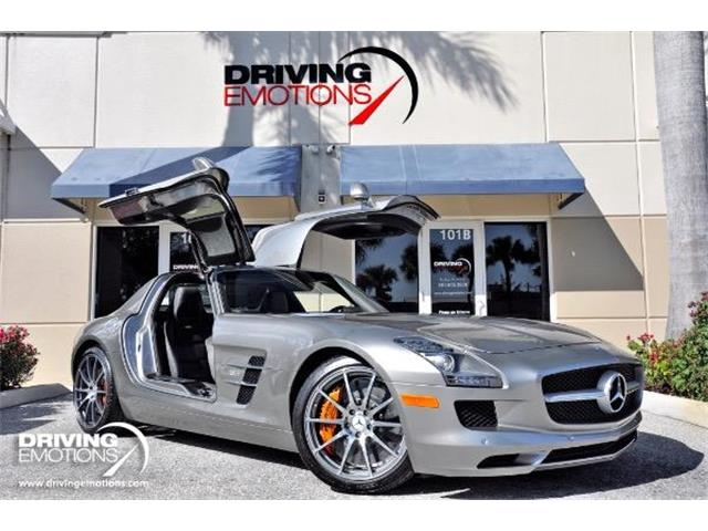 2012 Mercedes-Benz SLS AMG (CC-1447207) for sale in West Palm Beach, Florida