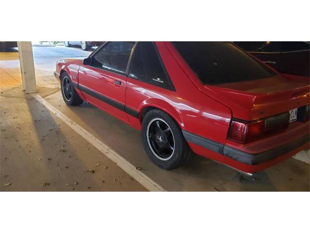 1990 Ford Mustang (CC-1447208) for sale in Cadillac, Michigan