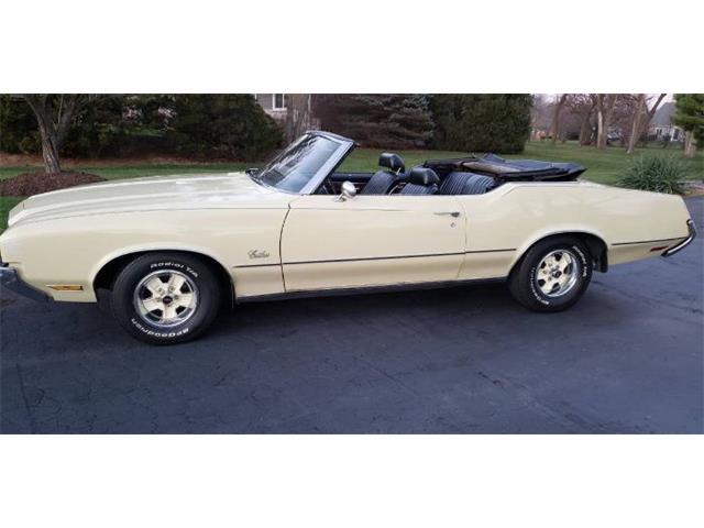 1972 Oldsmobile Cutlass (CC-1447209) for sale in Cadillac, Michigan