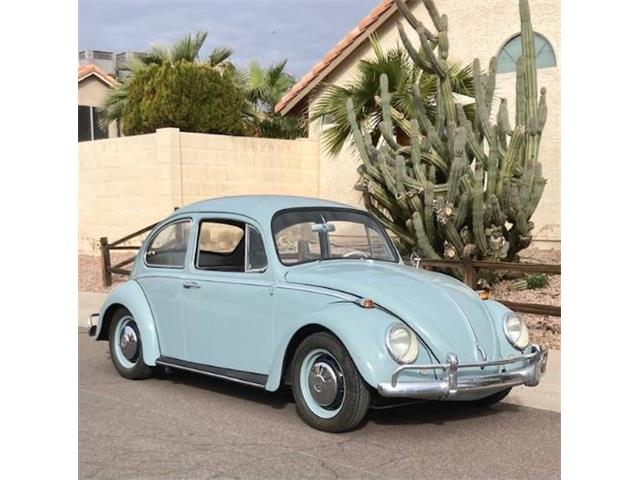 1966 Volkswagen Beetle (CC-1447210) for sale in Cadillac, Michigan