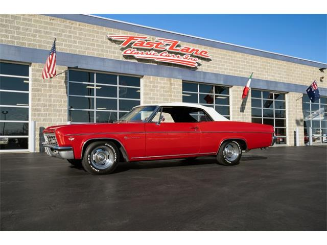 1966 Chevrolet Impala (CC-1447213) for sale in St. Charles, Missouri