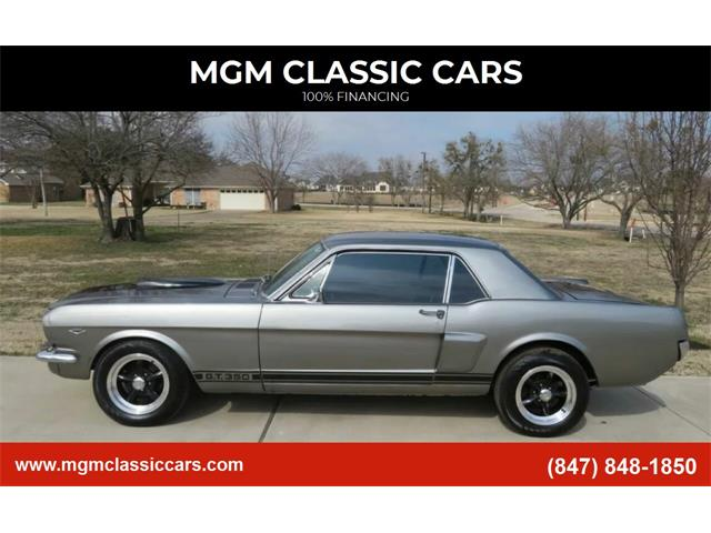 1965 Ford Mustang (CC-1447220) for sale in Addison, Illinois