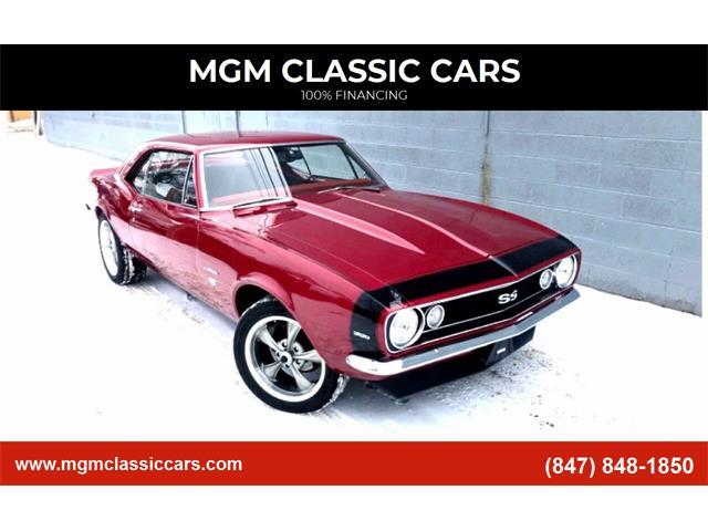 1967 Chevrolet Camaro (CC-1447222) for sale in Addison, Illinois