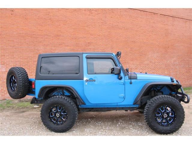 2011 Jeep Wrangler (CC-1447223) for sale in Cadillac, Michigan