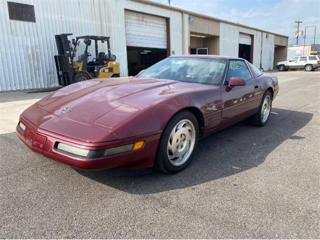 1993 Chevrolet Corvette (CC-1447225) for sale in Cadillac, Michigan
