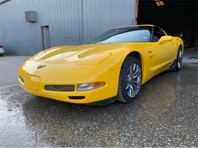 2002 Chevrolet Corvette (CC-1447231) for sale in Cadillac, Michigan