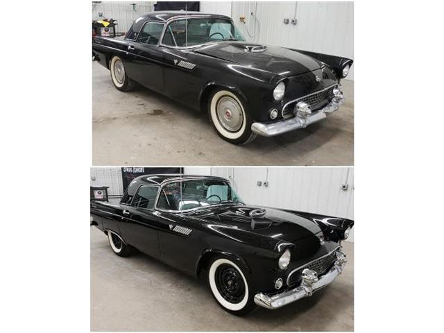 1955 Ford Thunderbird (CC-1447237) for sale in Cadillac, Michigan