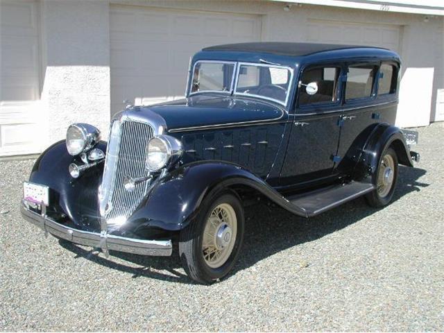 1933 Chrysler Sedan (CC-1447238) for sale in Cadillac, Michigan