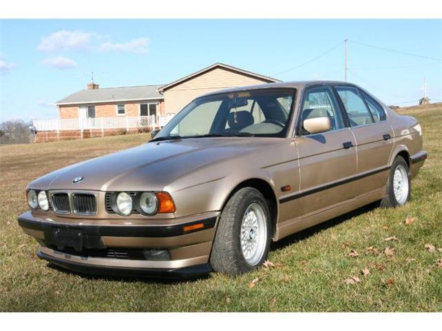 1995 BMW 528i (CC-1440724) for sale in Cadillac, Michigan