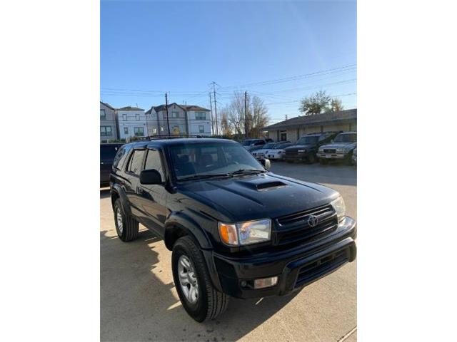 2001 Toyota 4Runner (CC-1447240) for sale in Cadillac, Michigan