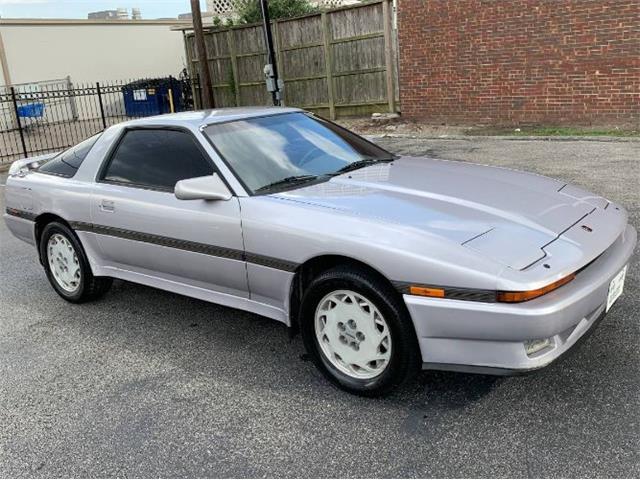 1987 Toyota Supra (CC-1447251) for sale in Cadillac, Michigan