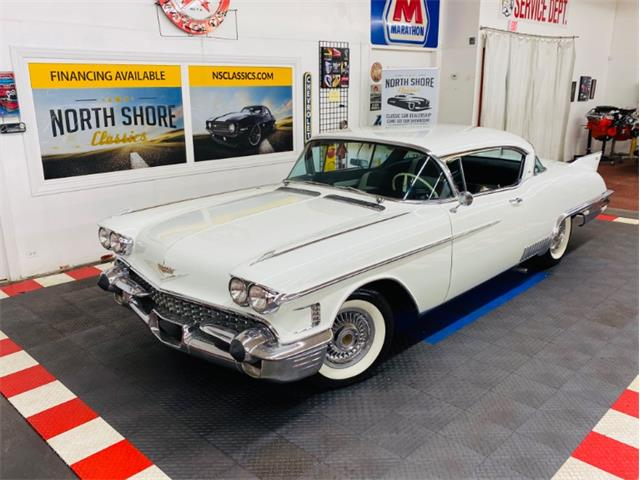 1958 Cadillac Eldorado (CC-1447256) for sale in Mundelein, Illinois
