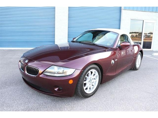 2005 BMW Z4 (CC-1447260) for sale in Cadillac, Michigan