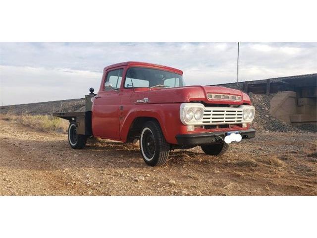 1959 Ford F100 (CC-1447261) for sale in Cadillac, Michigan