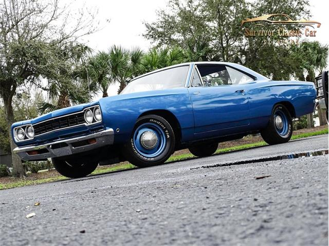 1968 Plymouth Road Runner (CC-1447276) for sale in Palmetto, Florida