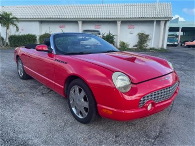 2002 Ford Thunderbird (CC-1447282) for sale in Miami, Florida